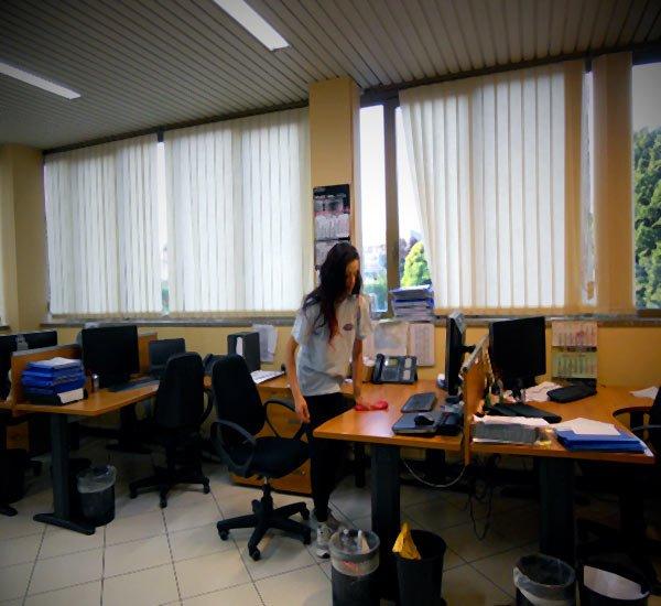 Pulizie Industriali Uffici